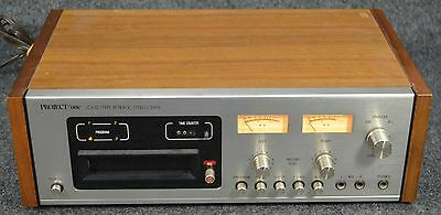 Vintage Project Audio PROJECT ONE 8-Track Tape Player Recorder • MODEL TRP-870