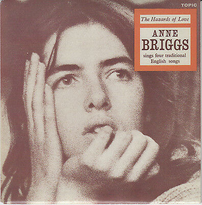 """ANNE BRIGGS The Hazards of Love UK Record Store Day vinyl 7"""" NEW/SEALED"""