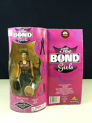 James Bond Girls Limited Edition Collectable Figure. Xenia Onatopp