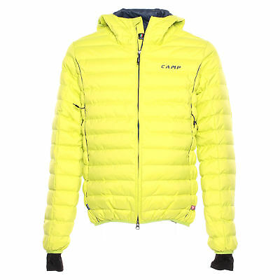 Camp Nivix Alpine Jacket Lime Giacca Sportiva Uomo 2428 Lime
