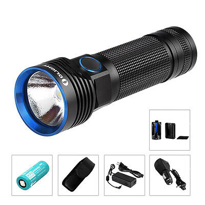 Rechargeable Lampe Olight R50 PRO CREE XHP70 LED 3200LM 26650 Torche Chargeur