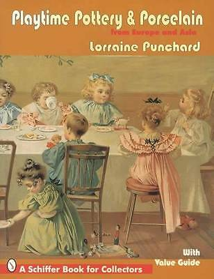 Vintage Childrens Dishes Collector Reference incl Tea Sets & More - US UK Europe