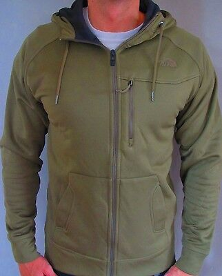 New Mens North Face Soaz Hooded Jacket Coat Hoodie Large