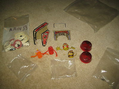 Elvira and the Party Monsters - replacment/spare/extra PARTS LOT