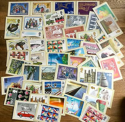 Job Lot Of Phq Cards 50 Phq Cards