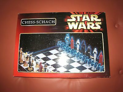 Rare Star Wars Chess Set - Used - Great Condition