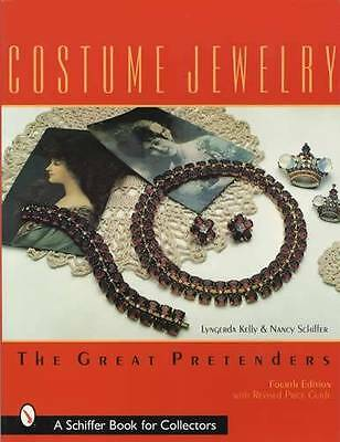 Vintage Costume Jewelry: The Great Pretenders 4th Ed - Collector Reference Guide