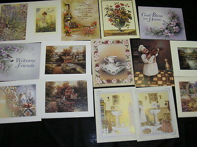 """Wholesale Lot of 15 Different 8"""" x 10"""" Prints Great for Resale"""