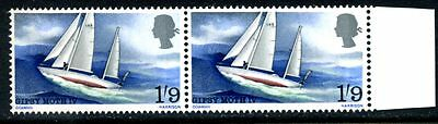 1967 Chichester 1/9 positional variety 17/6
