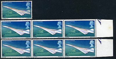 1969 Concorde 4d positional variety 11/4