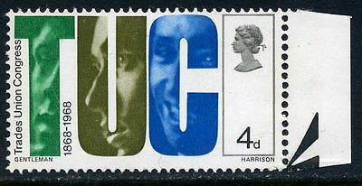 1968 Anniversaries 4d positional variety 10/6