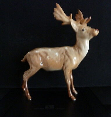 Beswick Deer Stag.8.INCHES HIGH.