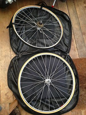 Campagnolo Sprints And Tubs