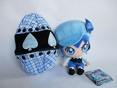 Shugo Chara Miki Eggs Chara Change Plush Doll TAKARA TOMY Japan Used