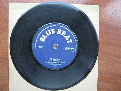 Prince Buster / Al Capone  / Blue Beat