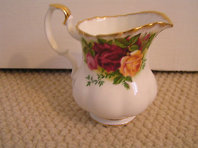 ROYAL ALBERT Royal Old Country Roses Small Jug **Excellent Condition**