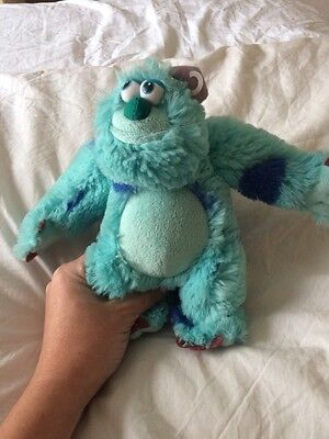 Disneyland Disney Monsters Inc Sulley Soft Toy Euc Sully