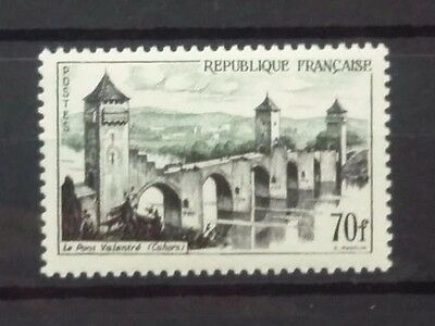 F.45.   timbres France neufs**  n° 1119**  luxe