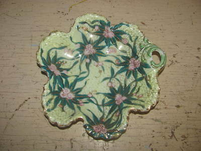 Antique Hand Painted China Plate