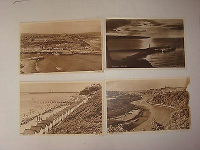 Postcards of old Whitby, Yorkshire, Sutcliffe