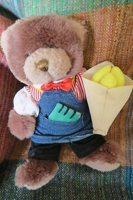 TEDDY BEAR COLLECTION -Fast Food   Free Post