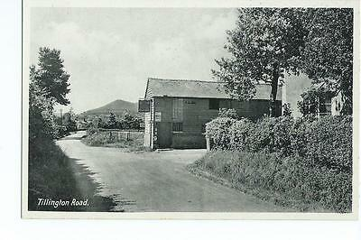 Printed view of Tillington Road published by Rapco