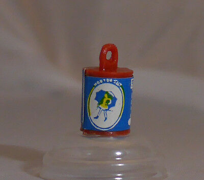 Morton Salt Can Vending / Gumball Machine Charm / Prize with Bonus With Capsule
