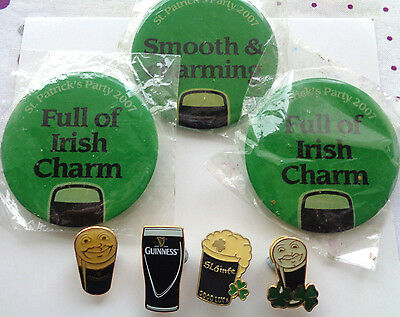 Collection Guinness  Lapel Badge
