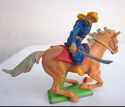 BRITAINS DEETAIL  MOUNTED ARAB with SWORD