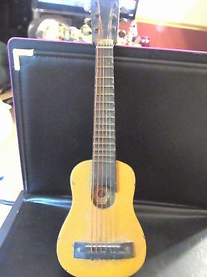 Vintage  Salesman's Sample guitar compostela guitar unltd inc Cebula Phil