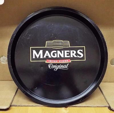 Magners Irish Cider Metal Pub Drinks Tray. Bar / Alcohol.