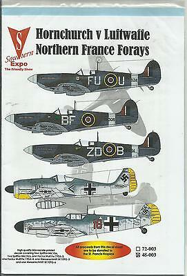 Southern Expo 48003 Hornchurch Vs Luftwaffe Northern France Forays in 1:48 Scale