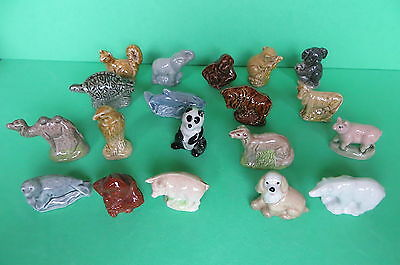 Wade Whimsies Collection - Job Lot Bundle  x 19