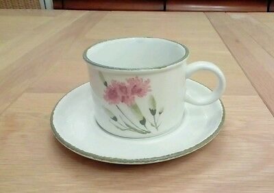 """Midwinter Stonehenge """"invitation"""" Breakfast Cup And Saucer X 1"""