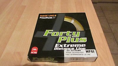 Airflo Forty Plus Extreme Distance Line Wf 6 Intermediate Fly Line
