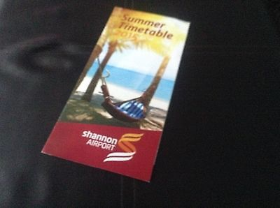 Airport Timetable - Shannon Airport - Ireland