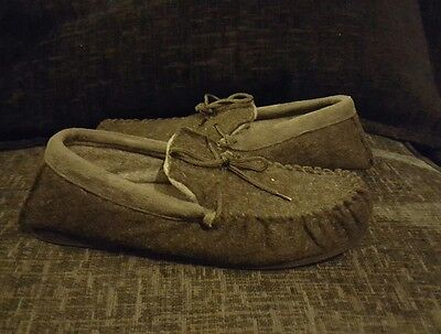Mens Slippers Size 6