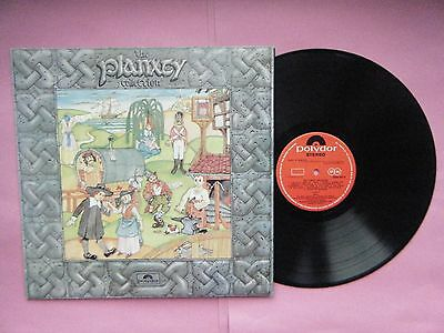 THE PLANXTY COLLECTION vinyl LP