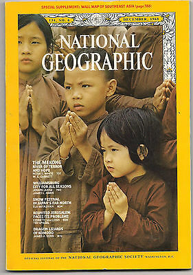 national geographic-DEC 1968-MEKONG.