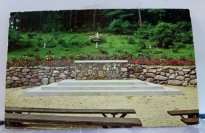 New Hampshire NH Rindge Cathedral of Pines Postcard Old Vintage Card View Post