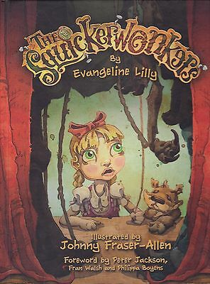 Evangeline Lilly Signed Autographed 1st Edition Book
