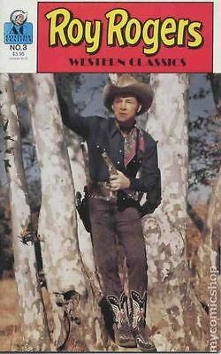 Roy Rogers Western Classics (1989) #3 VF