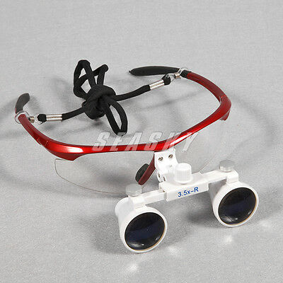 Dental Surgical Binocular Loupes Magnifier Magnifying SKYSEA Glasses for Surgery