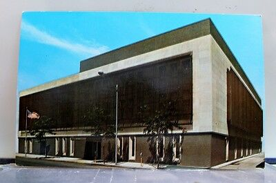 Iowa IA Des Moines Home Office Building Postcard Old Vintage Card View Standard