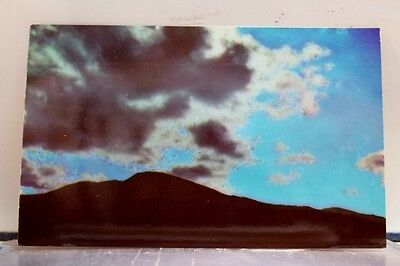 New Hampshire NH White Mountains Clouds Postcard Old Vintage Card View Standard