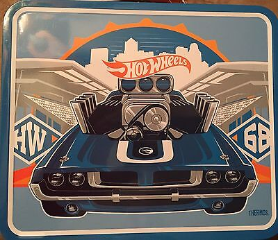 Hot Wheels Lunch Box By Thermos