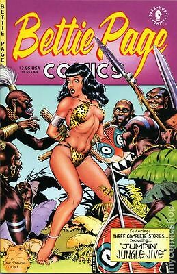 Bettie Page Comics (1996) #1 VG 4.0 LOW GRADE