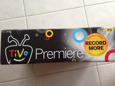 TiVo Premiere XL Full HD 75 hours recording, Model TCD746500