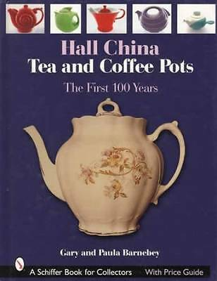 Hall China Tea & Coffee Pots Collector ID Guide incl Teapots, Autumn Leaf Etc