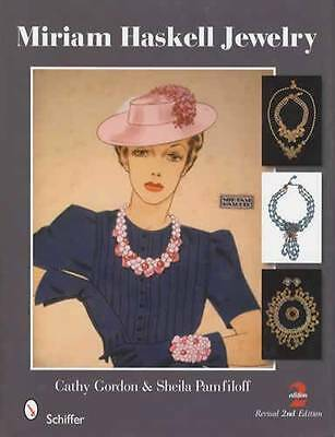 Vintage Miriam Haskell Costume Jewelry Collector Guide 2nd Ed w Designer Info